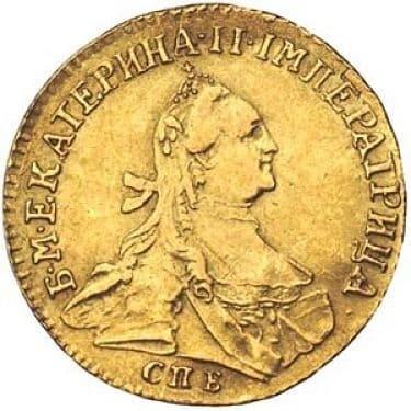золотые деньги России