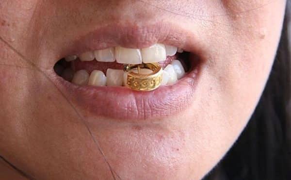 определение золота на подлинность