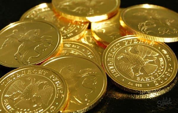 как заработать на золоте