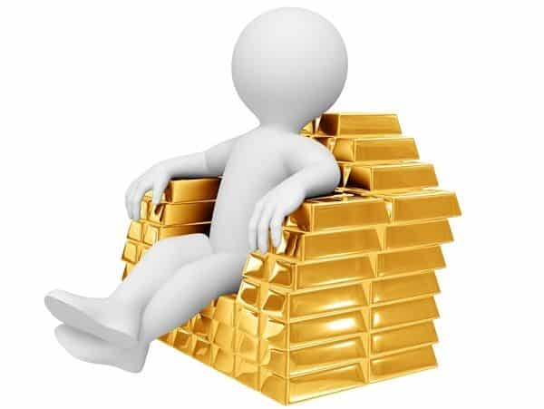 золотые инвестиции