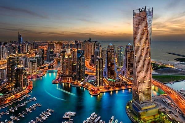 столица ОАЭ