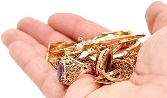 обмен золота