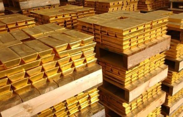Где есть золото в странах вокруг россии
