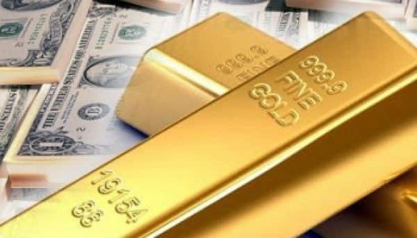 цена на золото