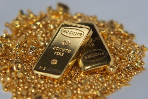 золото - дорогой металл